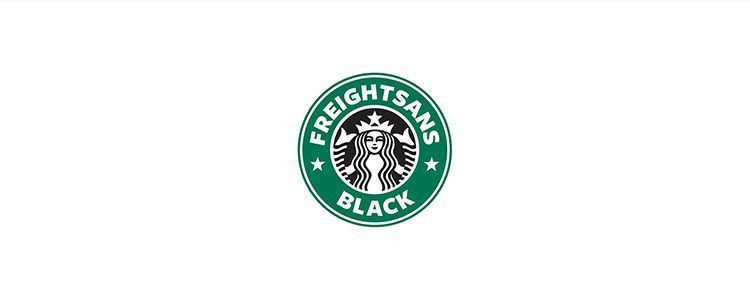 Tipografía Logo Starbucks