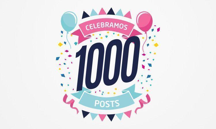 Agencia de publicidad telling - 1000 posts