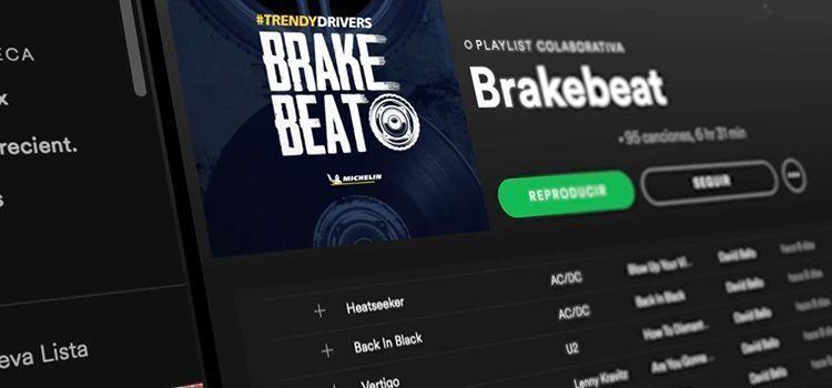 Michelin's Brake Beat