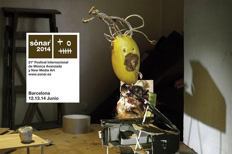 Cartel del Sónar 2014
