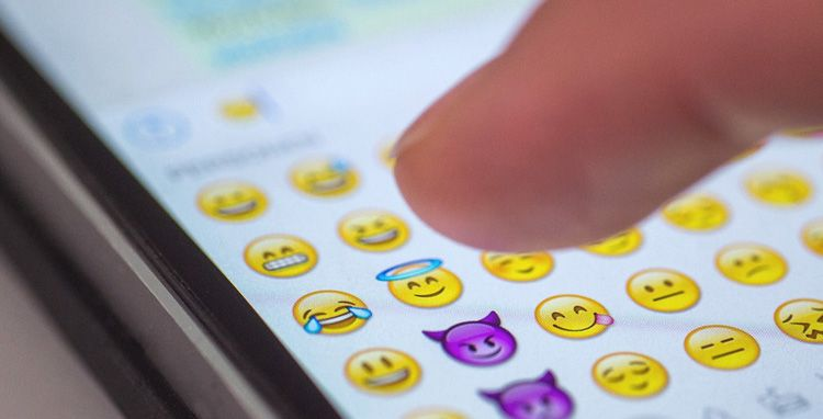 Emojis Actualmente