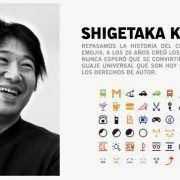 Shigetaka Kurita Creador de los Emojis