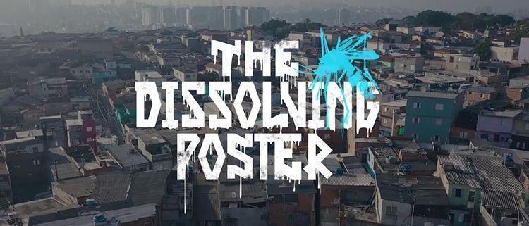 The Dissolving Poster - Brasil
