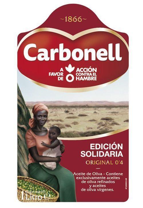 Edición solidaria de Aceites Carbonell