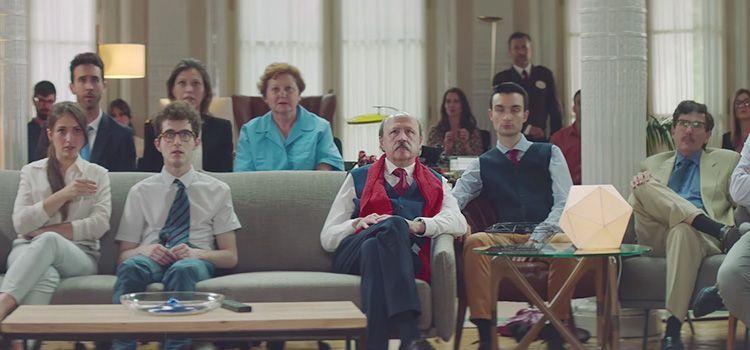 Ver el Mundial con el presidente