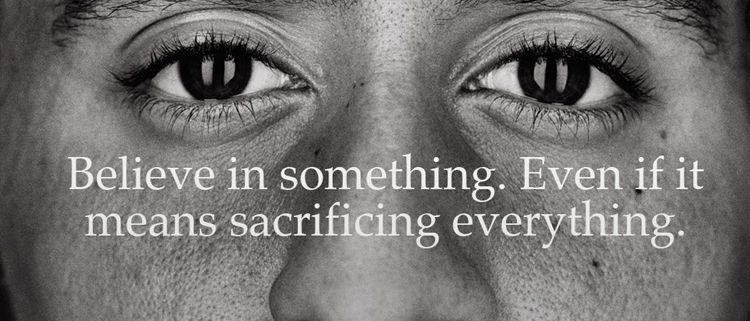 Anuncio de Nike con Colin Kaepernick