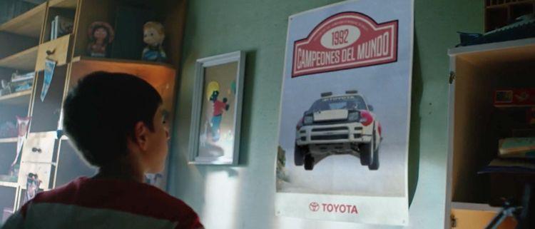 Anuncio de Toyota - Conduce como piensas