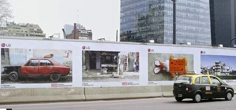 Iniciativa de LG en Buenos Aires