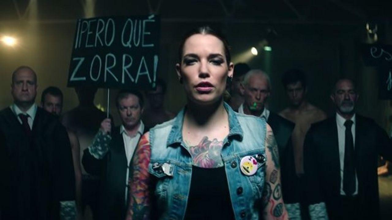 """Actrices Salón Porno 2017 el brutal spot del festival erótico de barcelona: """"sin"""