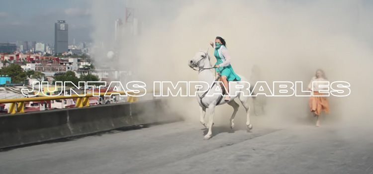 Anuncio de Nike: Juntas Imparables