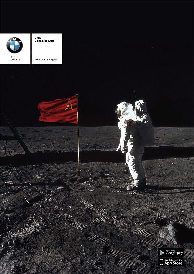 Gráfica de BMW: Time Matters