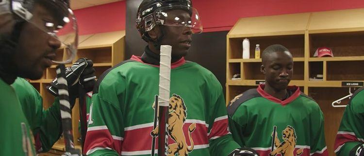 Hockey Hielo en Kenia: Ice Lions