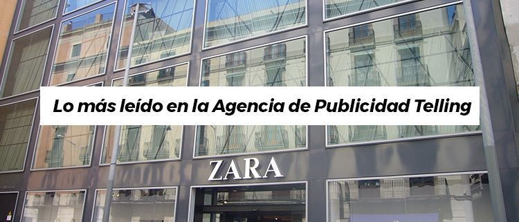 Agencia de Publicidad Telling en 2018