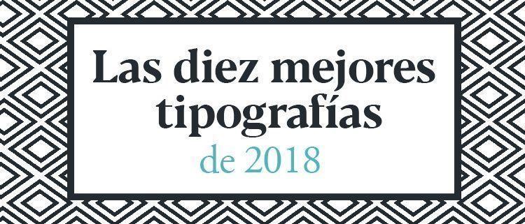 Diez Mejores tipografías gratuitas de 2018