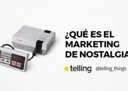 ¿Qué es el marketing de nostalgia?