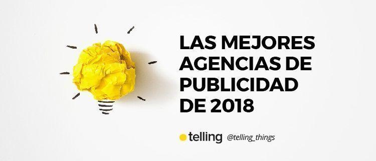 Mejores agencias de publicidad | Agencia Telling