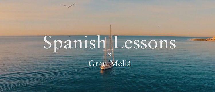 Anuncio de Gran Melia - Spanish Lessons