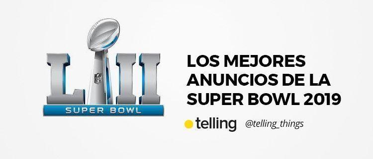 Mejores anuncios de la Super Bowl
