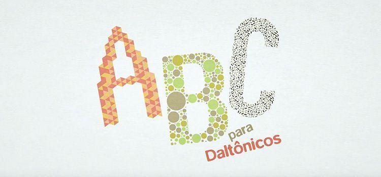 ABC para daltonicos de Canon