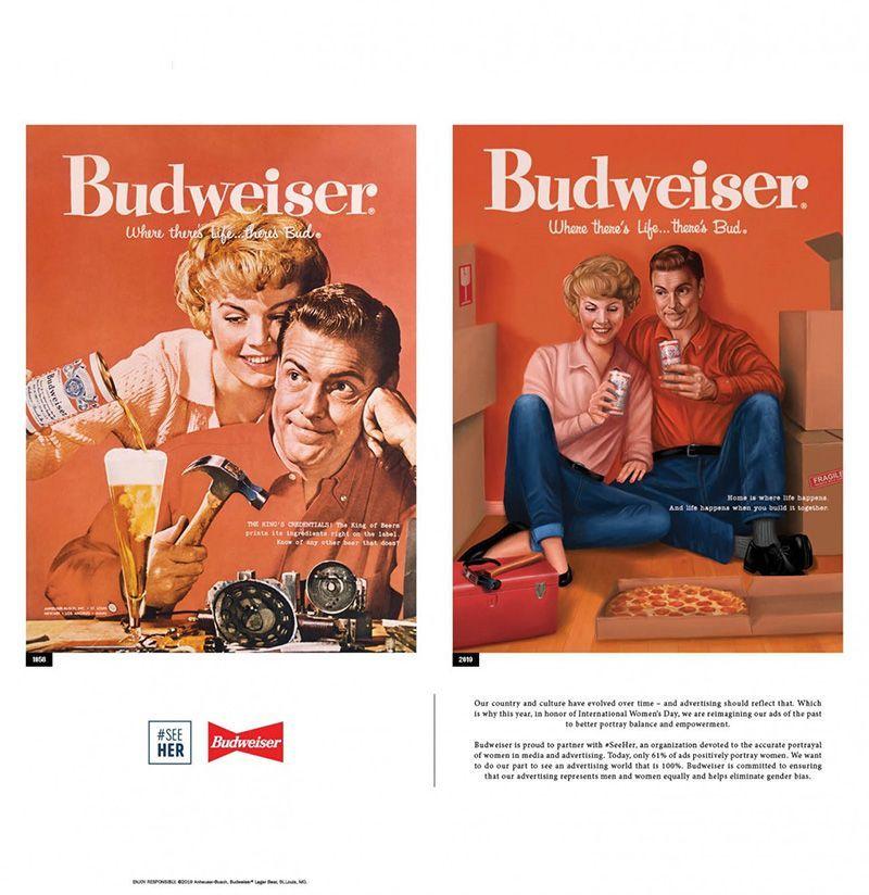 Anuncio Sexista de Budweiser