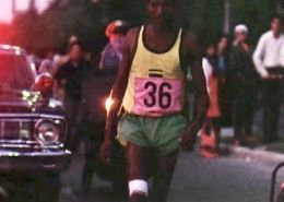 Homenaje a Akhwari - Motivación Maratón