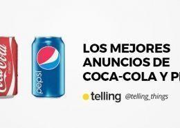 Los mejores anuncios de Coca-Cola y Pepsi