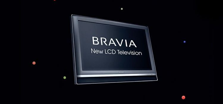 LCD Bravia de Sony