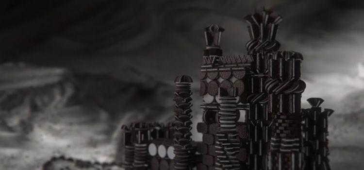 Intro de Juego de Tronos con Galletas Oreo