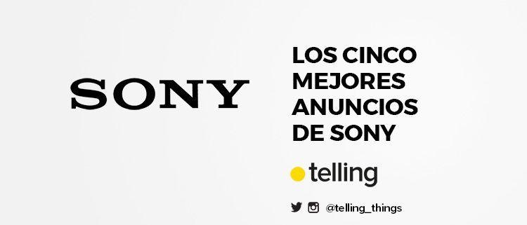 Mejores anuncios de Sony