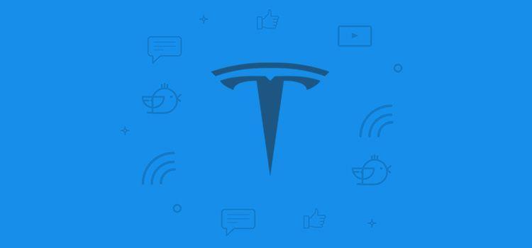Tesla Social Media
