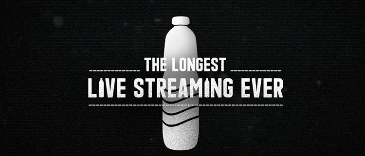 Streaming más largo del mundo | WWF