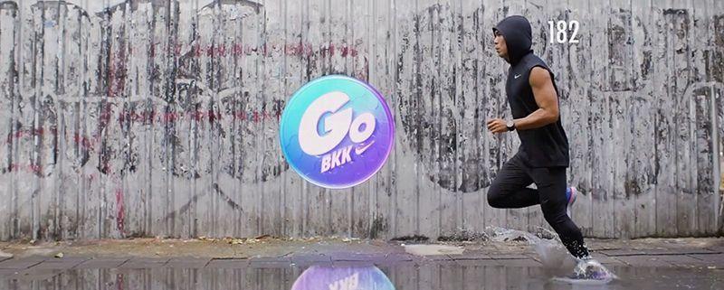Go BKK de Nike |Bangkok