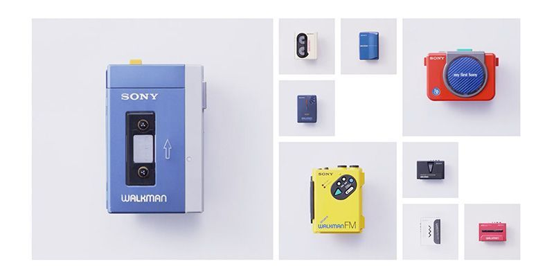 Sony Walkman celebra 40 años