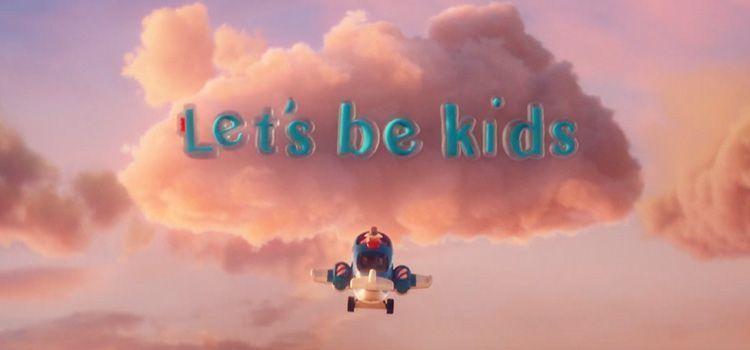 Anuncio de Fisher-Price |Let's be Kids