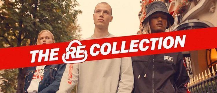 Re-Collection de Coca-Cola y Diesel