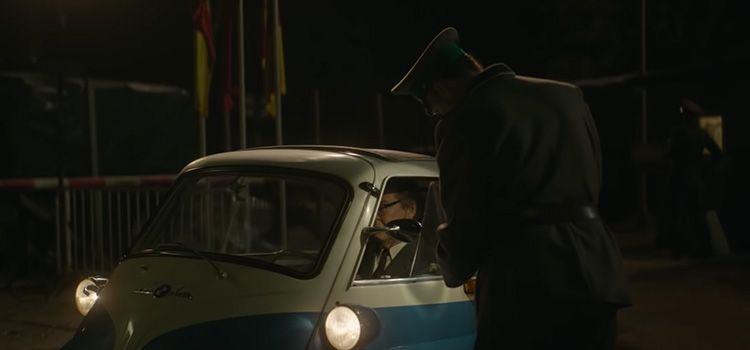 Anuncio de BMW |The Small Escape
