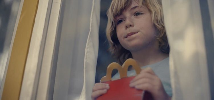 Anuncio de McDonald's |Childhood is inside