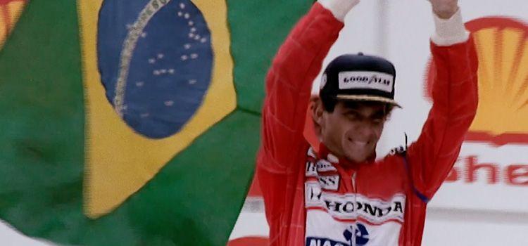 Homenaje de Ayrton Senna  Heineken