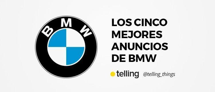 Los cinco mejores anuncios de BMW
