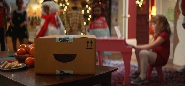 Anuncio de Navidad de Amazon 2019