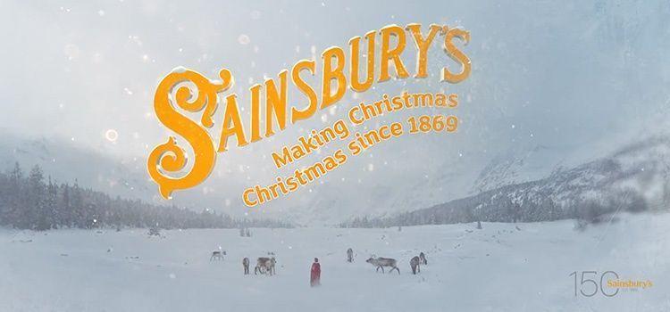 Anuncio de Navidad de Sainsbury's