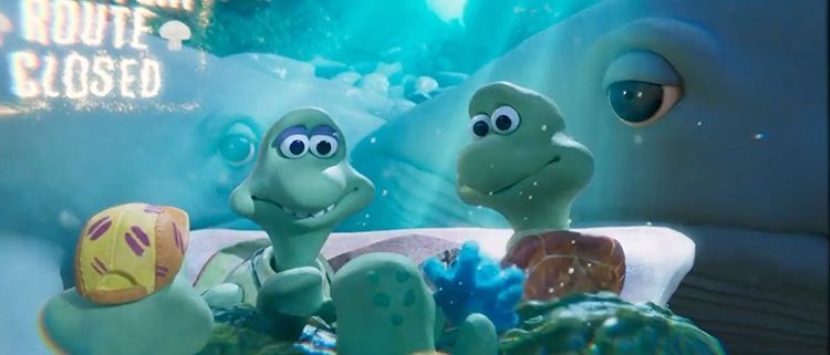 Campaña de Greenpeace |Turtles Journey