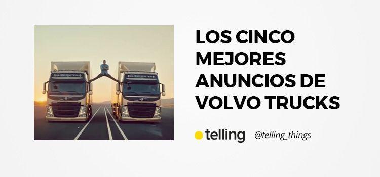 Mejores anuncios de Volvo Trucks