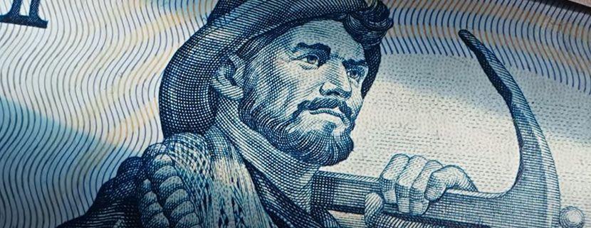 Anuncio de los billetes de Bankinter