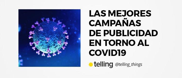 Campañas de publicidad en torno al Coronavirus