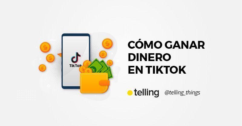 Como ganar dinero en TikTok