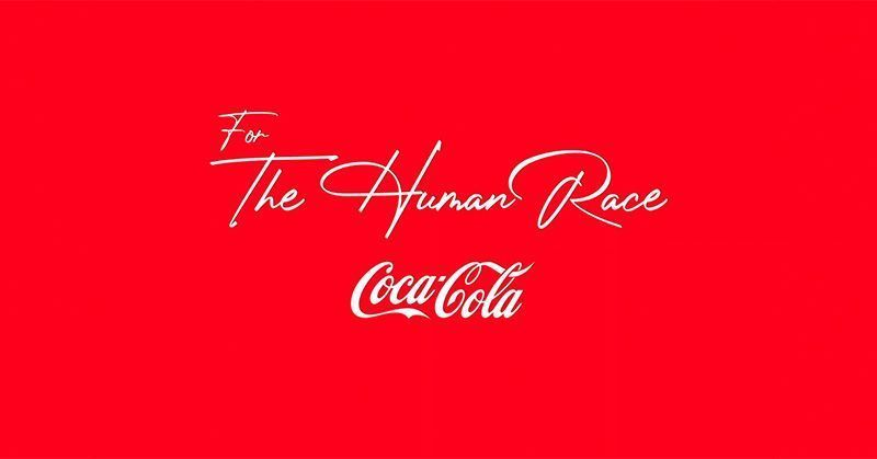 For the human race |Coca-Cola