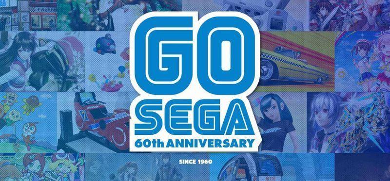 Sega |60 aniversario