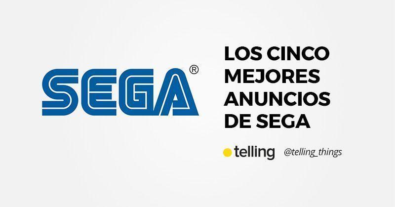 Mejores Anuncios de Sega