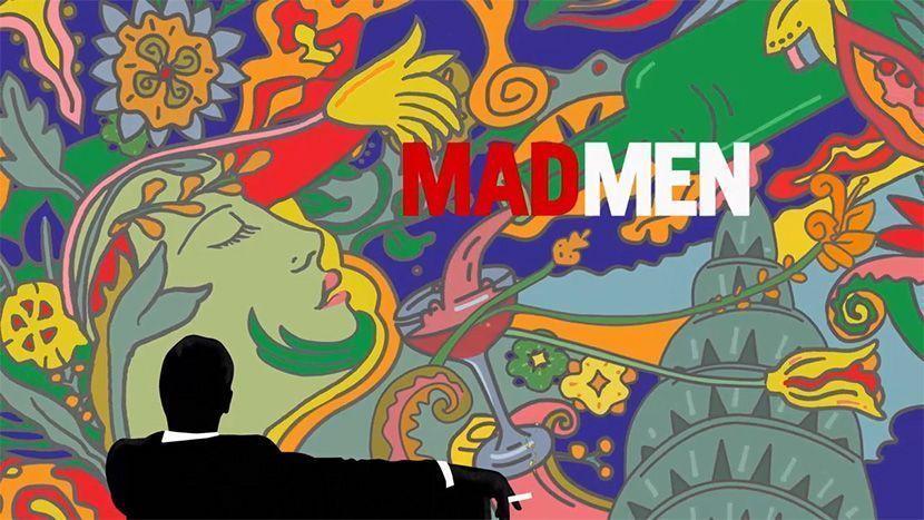 Milton Glaser Mad Men
